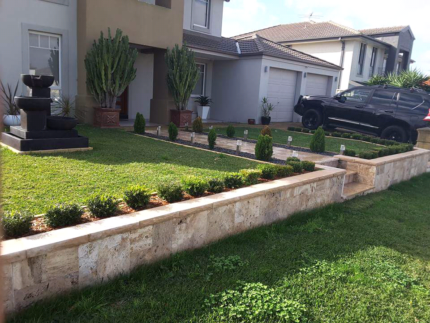 Specialising in Retaining walls,concreting,paving, pool surrounds