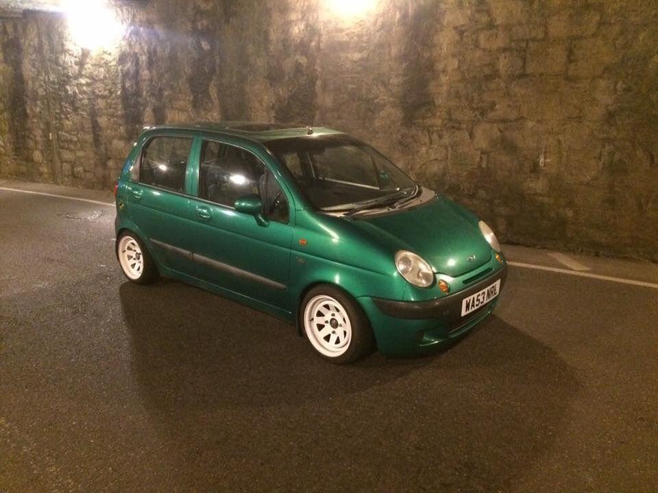 Daewoo Matiz 0.8 modified stance | in Brixham, Devon | Gumtree