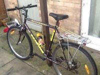 £35 all working in good condition 26 wheel 22 frame 15 gears can deliver for petrol many extras