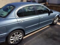 JAGUAR X TYPE- VERY GOOD PRICE FOR QUICK SALE- VERY GOOD CONDITION- OPEN TO OFFERS