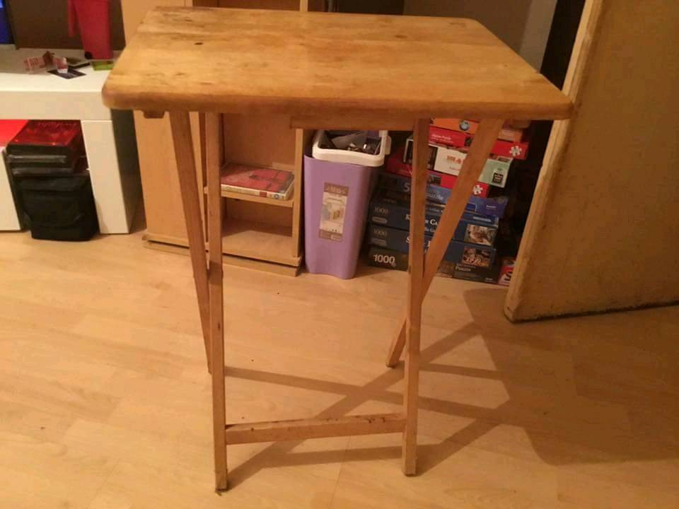 small tablein Stirchley, West MidlandsGumtree - suitable to have in living next to your chair just needs a cleancollection only