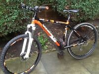 Whistle miwok 1483d mountain bike