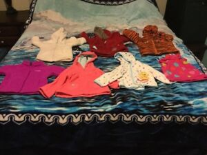 6-12 girls baby cloths