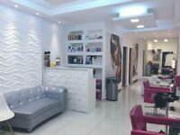 Beauty Therapist, Nail Technician, Hair Stylist - Rent Chair/Room in Luxury Salon £25/day only!