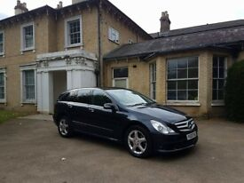 Mercedes R280 diesel, 6 seaters A Superbly finished & presented R280 CDi Avantgarde Auto turbo