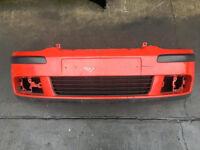 VW GOLF 1.6 FSI PETROL MK5 MANUAL RED front bumper
