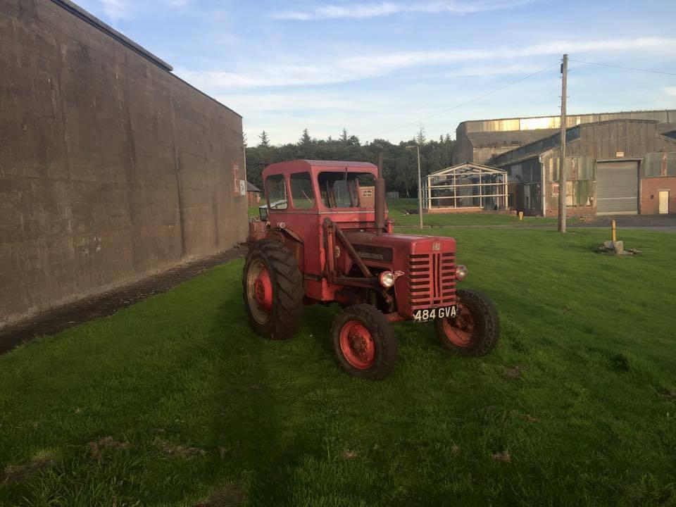 Neills Vintage Tractor Parts