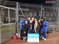 Back to Netball in London Bridge