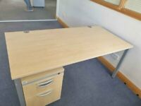 Office desk/table £40 - good condition