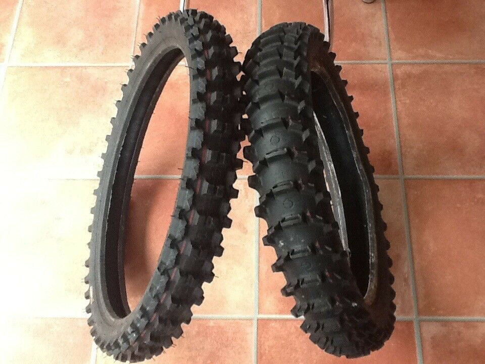 Gibson, motor cross sand & mud tyres