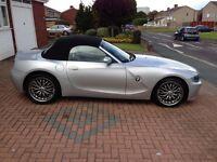 BMW Z4 06 plate