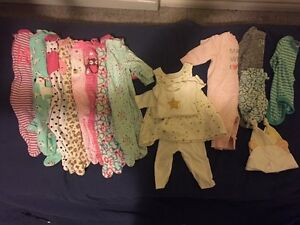 3-6mths Girl clothing