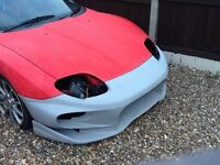 Unfinished project, Mitsubishi fto..