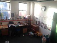 Artist Studio Share Available