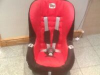 For 9mths to 4yrs(9kg upto 18kg weight of toddler)-Britax Eclipse car seat,washed and cleaned-£35