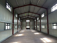 Portal Frame H-Iron Steel Buildings / Sheds For Sale