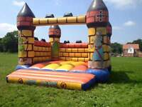 Bouncy castle hiring or party package deal