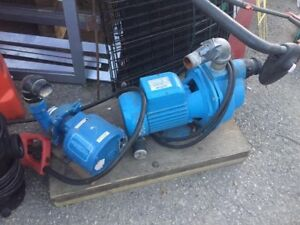 $50 - Left smaller water pump $175 - right larger water pump
