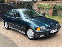 1995 N BMW 316I SE AUTOMATIC E36