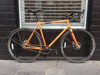 Genesis Day One Road Bike – XL/58cm –Orange
