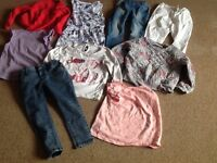 3-4year girls clothes