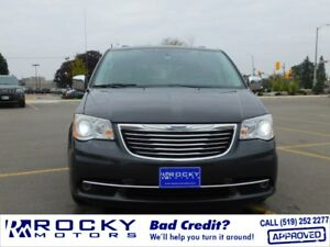 2011 Chrysler Town & Country - BAD CREDIT APPROVALS