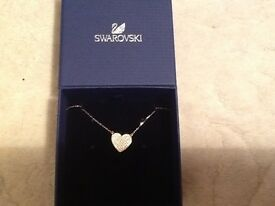Swarovski Cupid Heart necklace