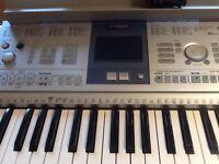 Yamaha PSR K1 electronic keyboard entertainment centre