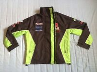 2 kawasaki Jackets to be sold separate or together.