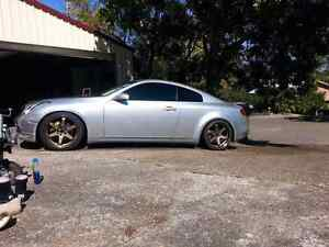 03 Nissan Skyline V35 350GT Cannon Hill Brisbane South East Preview