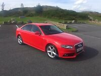 2010 Audi A4 2.0 Tdi S line....****Finance Available****