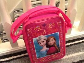 Frozen lunch bag