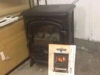 Belford Gas Fires Cast Iron Stove