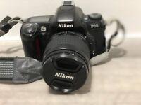 Nikon F65 + Nikon 20-80mm lens