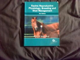 equine reproductive physiology,breeding and stud managment 3rd ed.