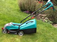 Lawnmower - Bosch Rotak 32LI High Power Battery