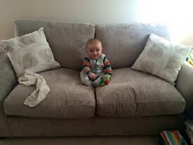 Argos TESSA sofabed, great condition BABY NOT INCLUDED 😂