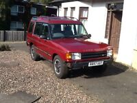 Landrover Discovery 300 TDI Automatic ES seven seater
