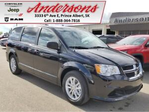 2017 Dodge Grand Caravan SXT Plus *DVD/Low KM*