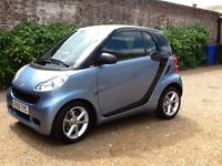 SMART FOR TWO PULSE MHD AUTO, 25800, £0 TAX, MOT TO AUGUST 2018