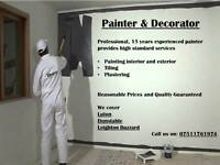 PAINTER AND DECORATOR - FREE QUOTES - CALL NOW