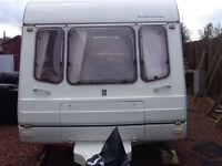 compass refection 430/5 berth caravan and full awning . cris reg great condition 2300 ono
