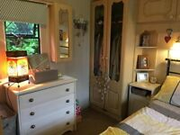 Willerby Granada Static Caravan 35x12 ft with conservatory and decking. Partially Renovated