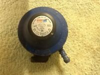 Calor gas regulator valve