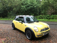2003/ MINI COOPER SPORT ,( L@@K AT THIS ONE GIRLS' ! ) YEAR MOT 108K, DRIVES SUPERB