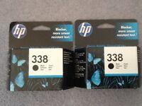 Genuine HP Ink Cartridges (338)