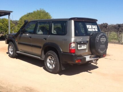 2003 Nissan Patrol Wagon Renmark North Renmark Paringa Preview