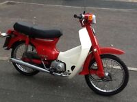 Honda cub c70 c90 c50 scooter