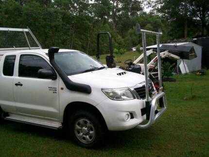 toyota hilux ute Scotts Head Nambucca Area Preview