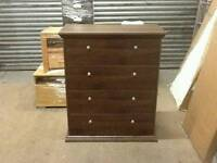 £65 4 drawer chest - new and unused - delivery available
